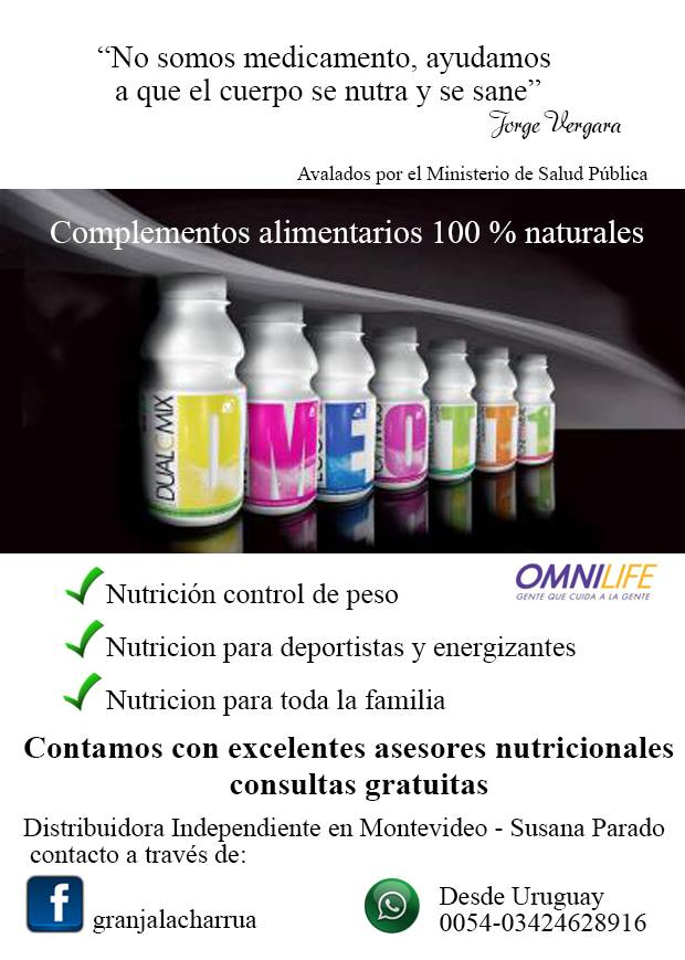 omnilife montevideo