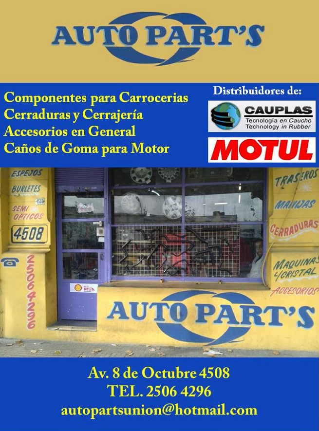 repuestos autoparts