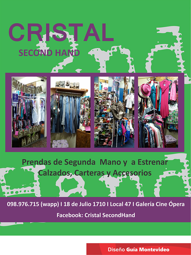 second hand en el centro