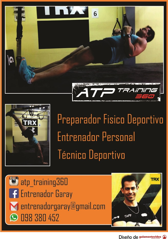 personal training trainer montevideo
